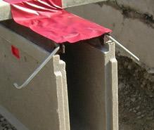 Interceptor trench drain