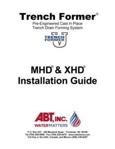 MHD & XHD Installation Guide
